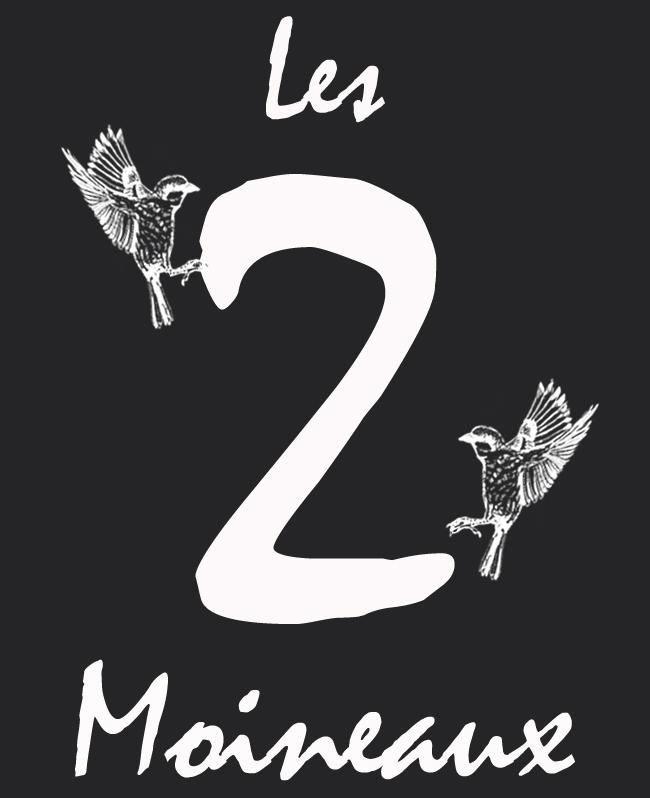 Logo Les 2 Moineaux