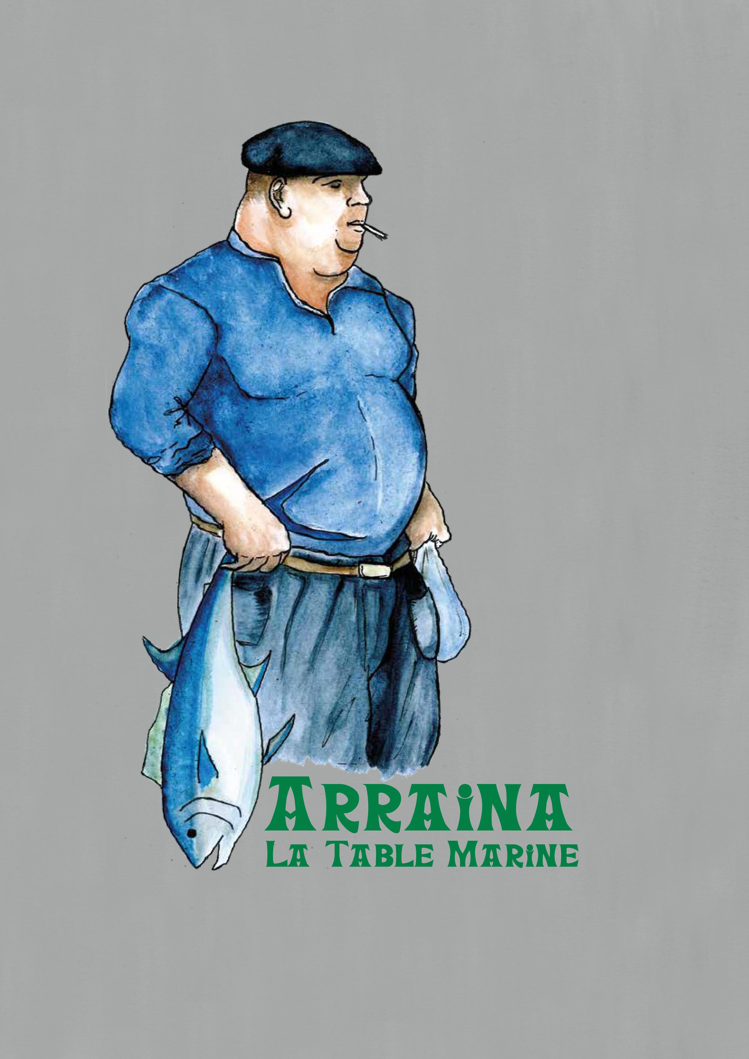 ARRAINA - La Table Marine