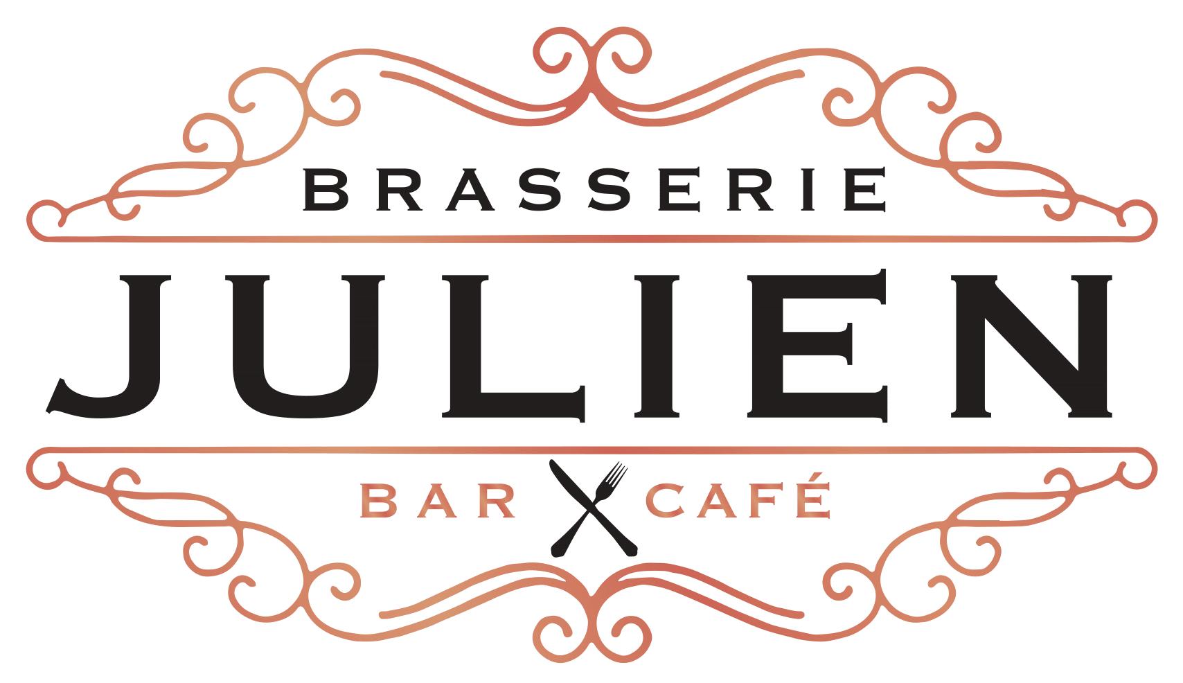 Logo Brasserie Julien