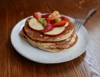 Photo Pancakes Tentation SWEEET - PAPILLES COFFEEHOUSE & RESTAURANT