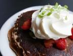 Photo Gluten Free Sweet Pancakes - PAPILLES COFFEEHOUSE & RESTAURANT