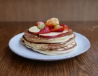 Photo SWEET PANCAKES TENTATION - PAPILLES COFFEEHOUSE & RESTAURANT