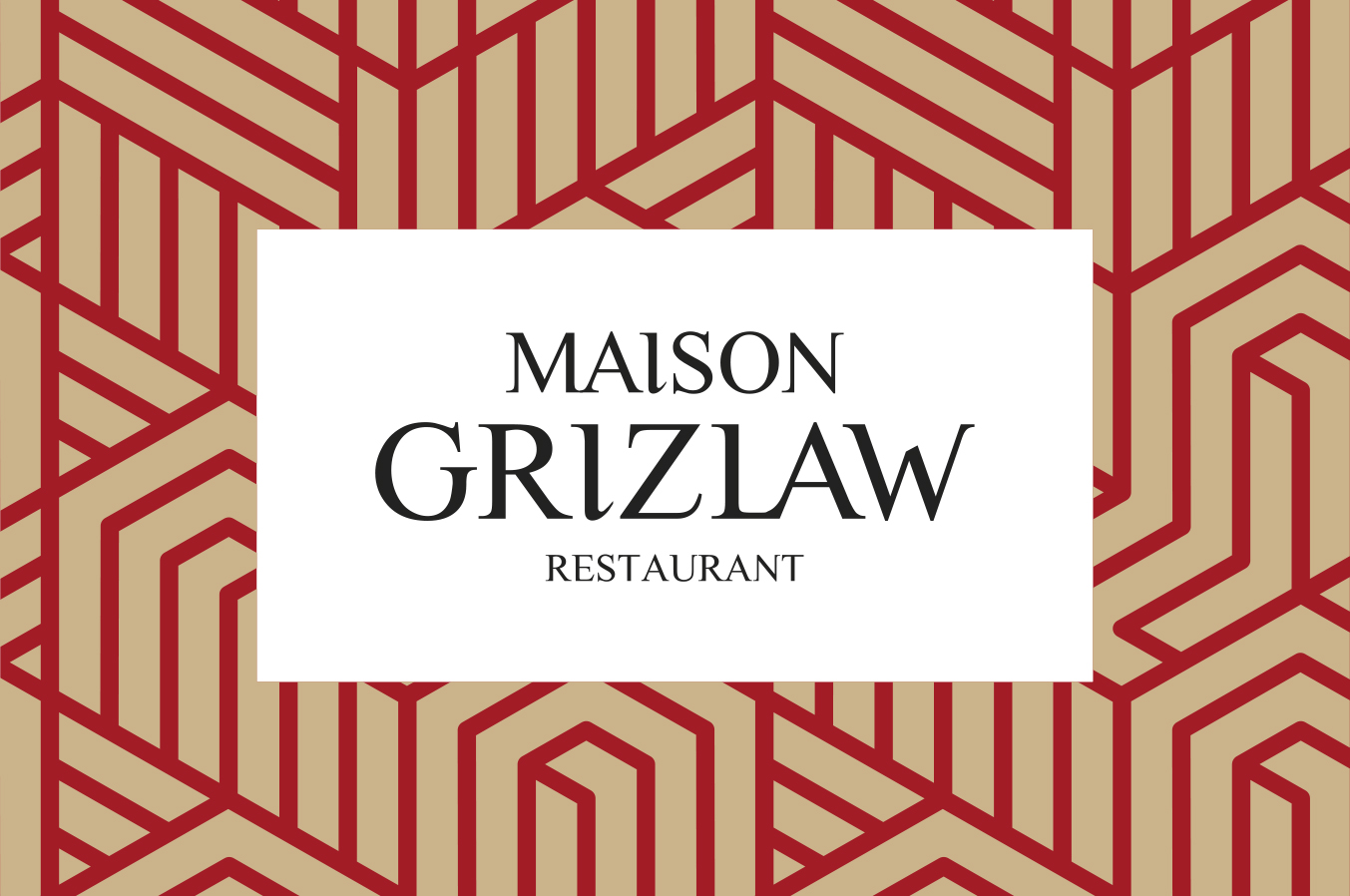 Logo MAISON GRIZLAW