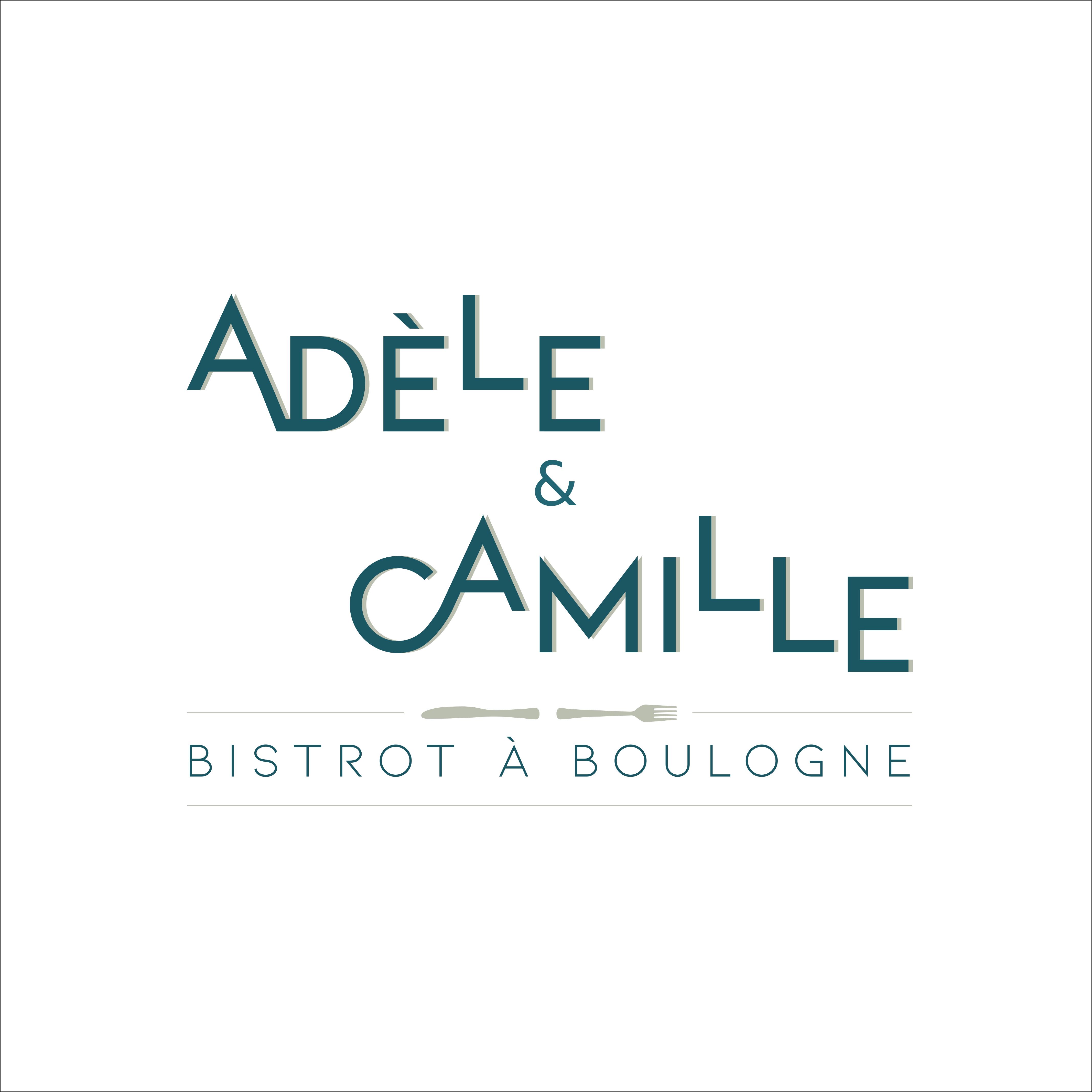 Logo Adele & Camille