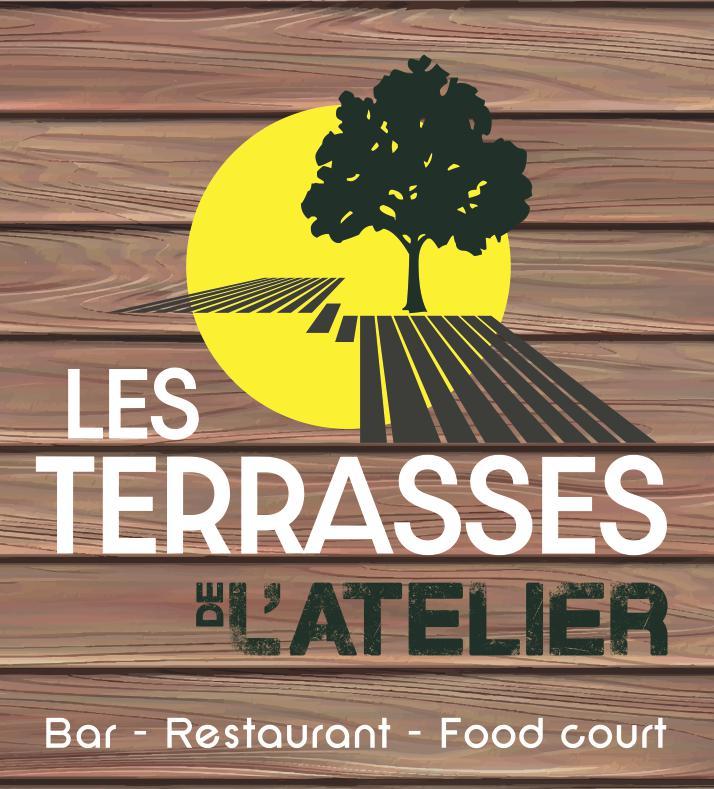 Logo Les Terrasses de l'Atelier