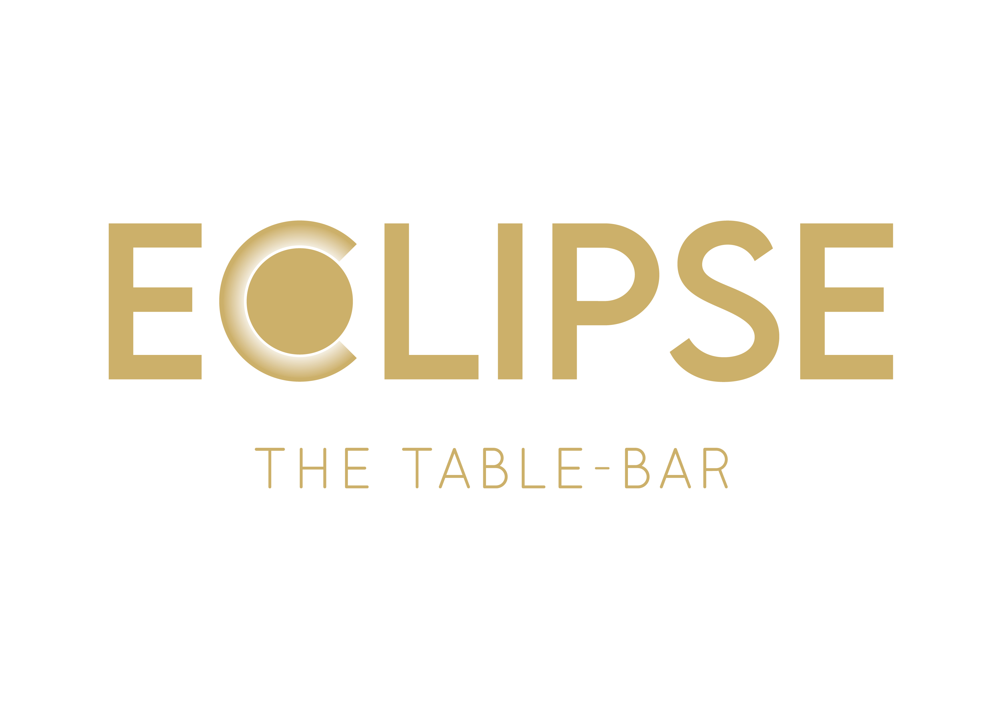 Logo Eclipse - The Table Bar