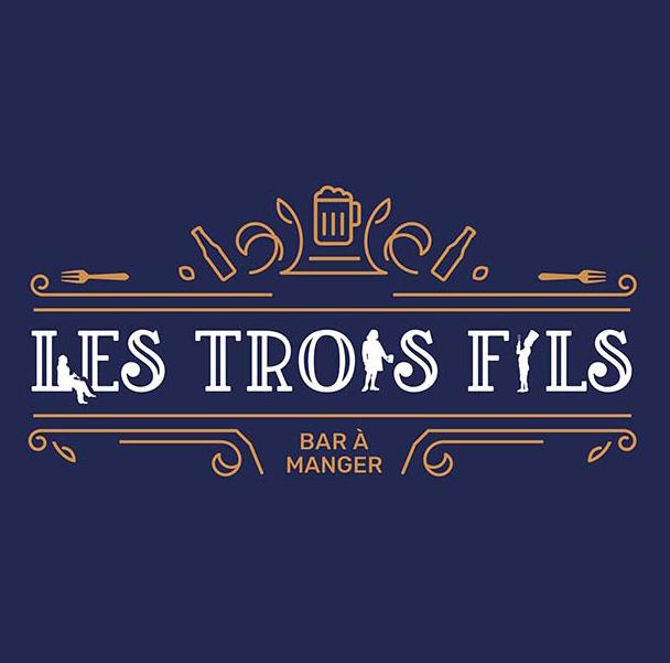 Logo les trois fils