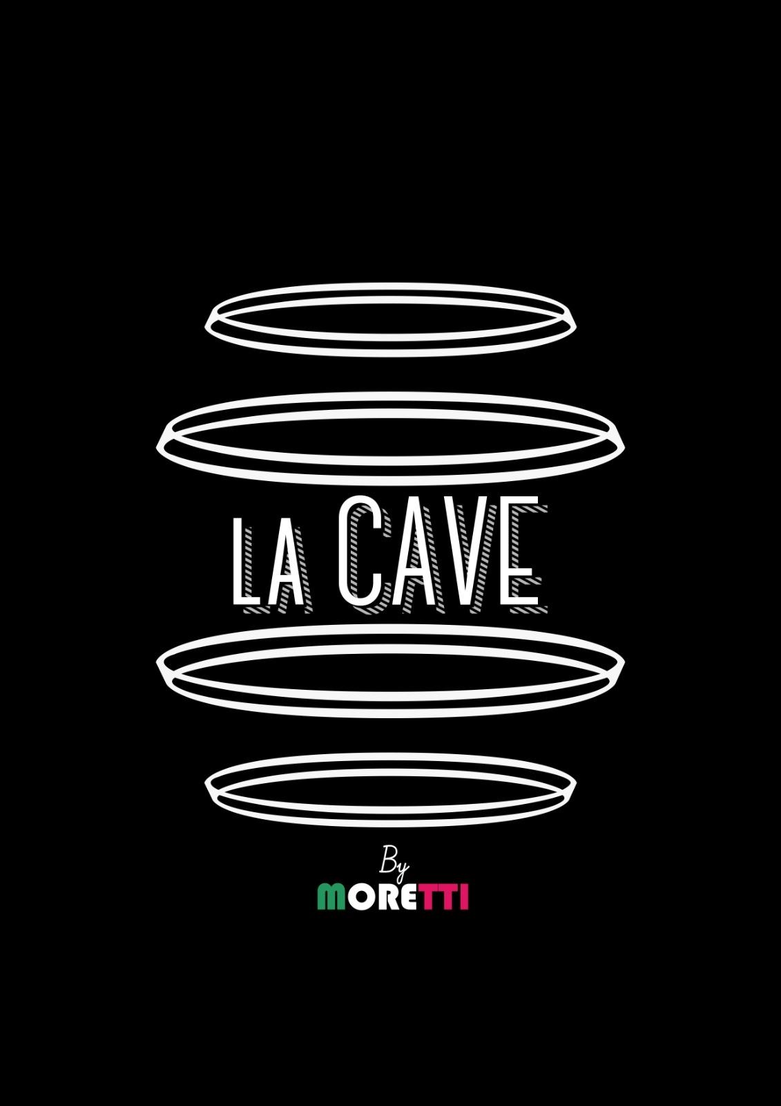 Logo La Cave by Moretti