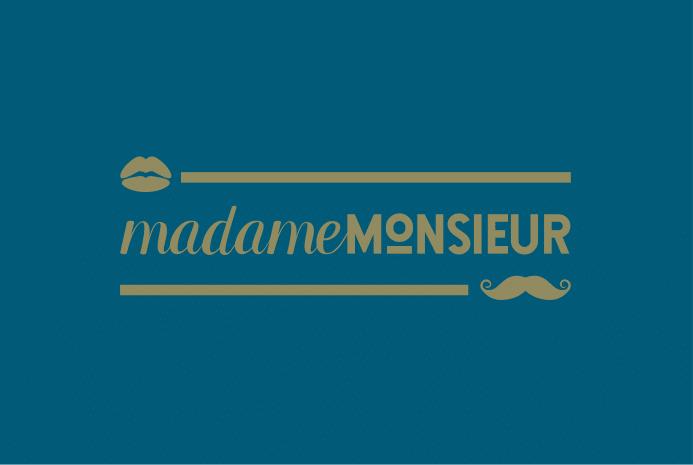 Logo Restaurant Madame Monsieur