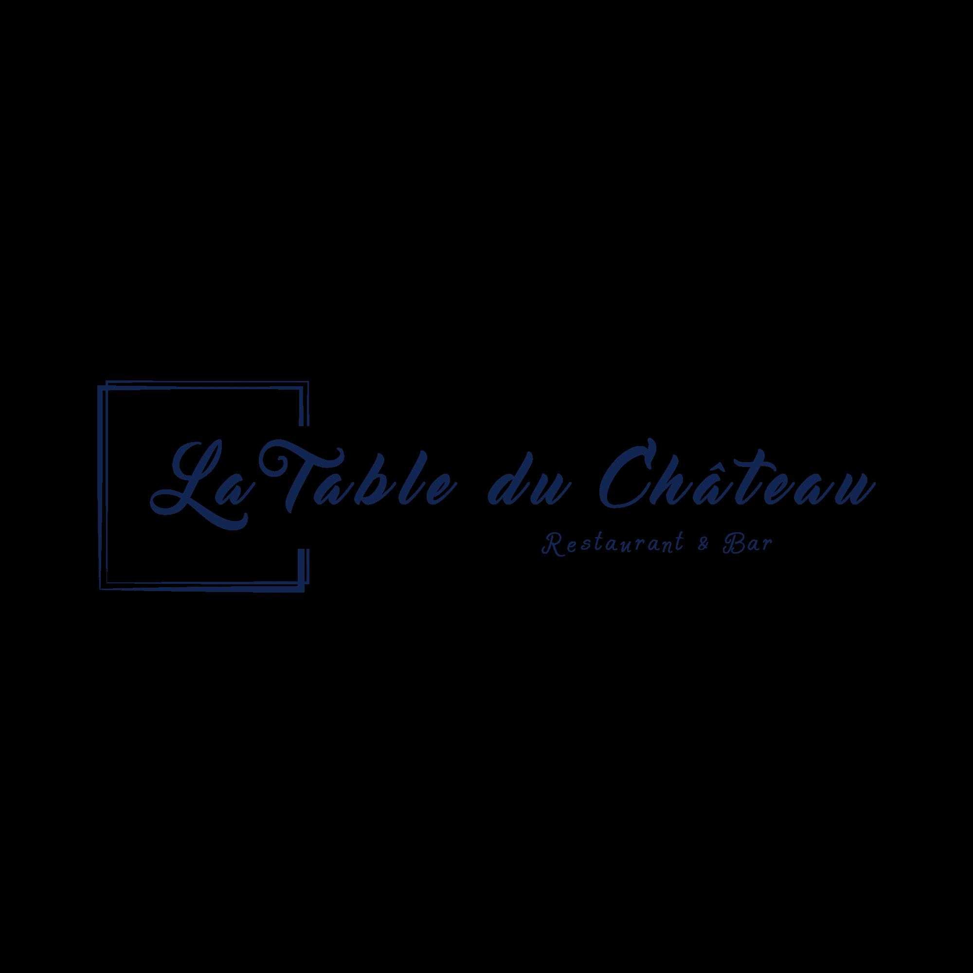 Logo La Table du Chateau