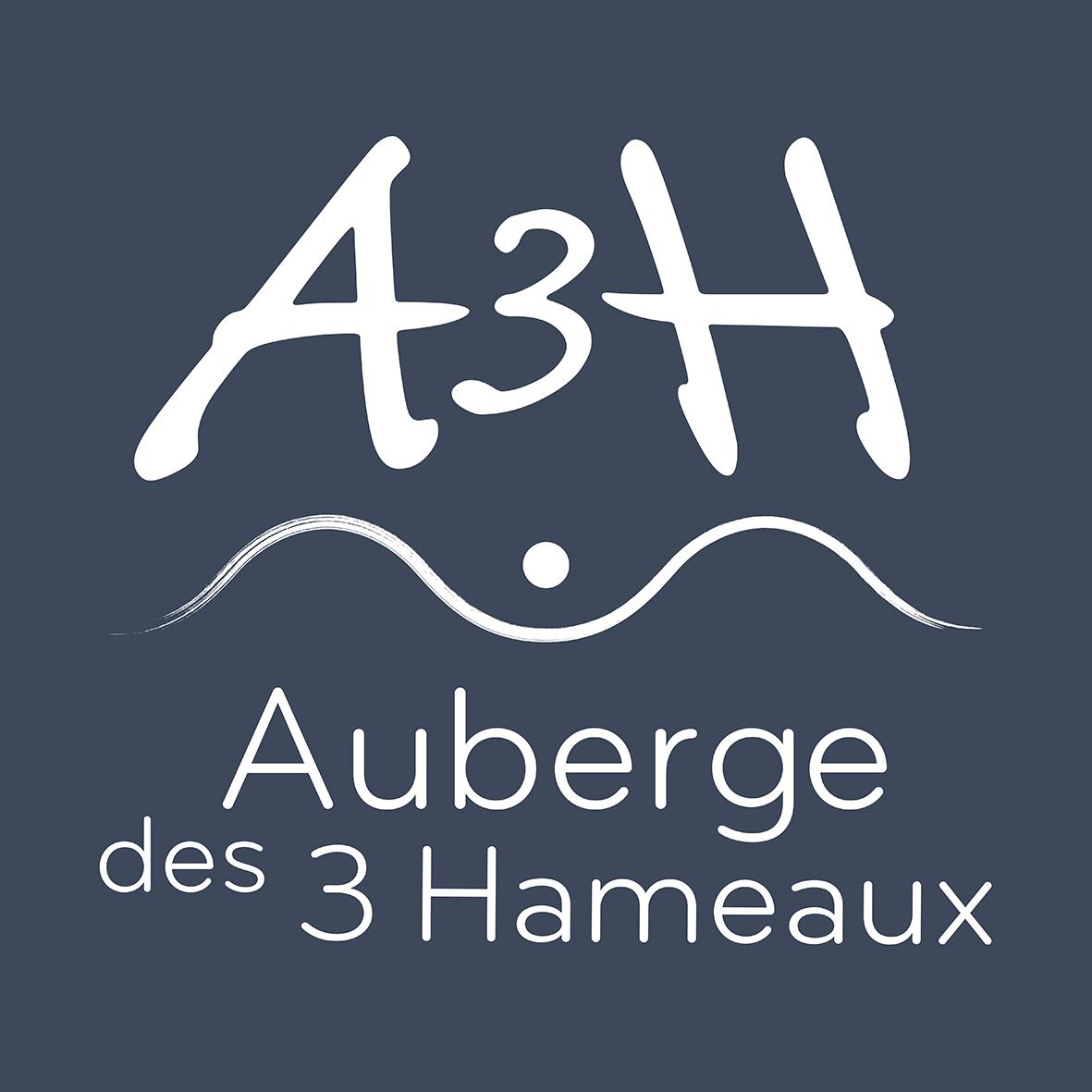 Logo Auberge des 3 hameaux