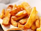 Photo Cornet de frites fraiches - LA CABANE