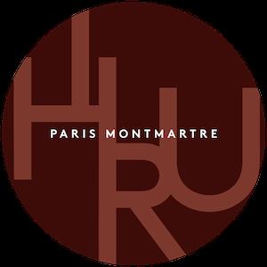 Logo HIRU  Paris Montmartre