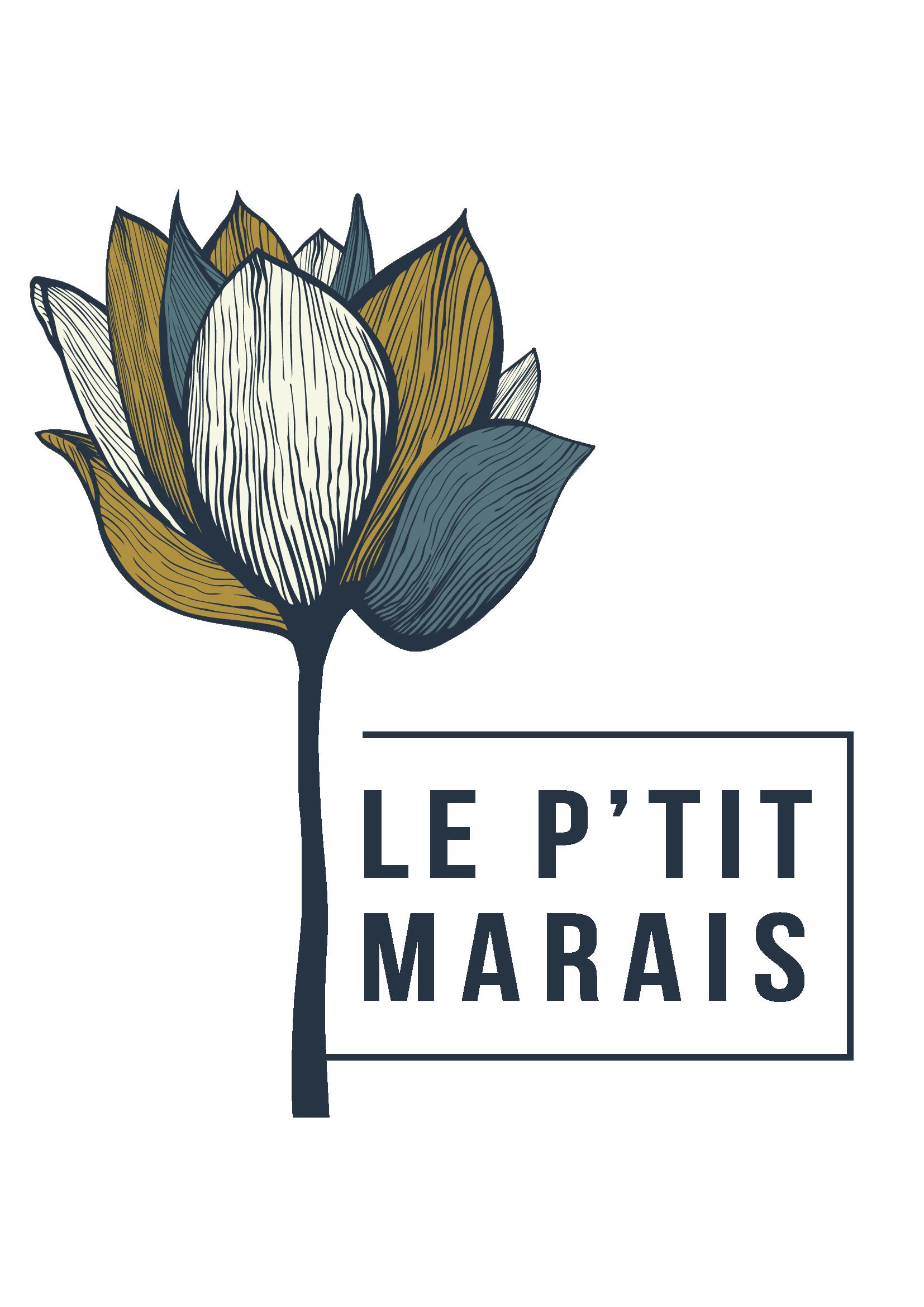Logo Le P'tit Marais