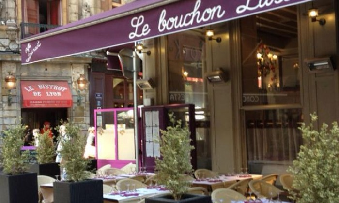 Photo Le Bouchon Lustre