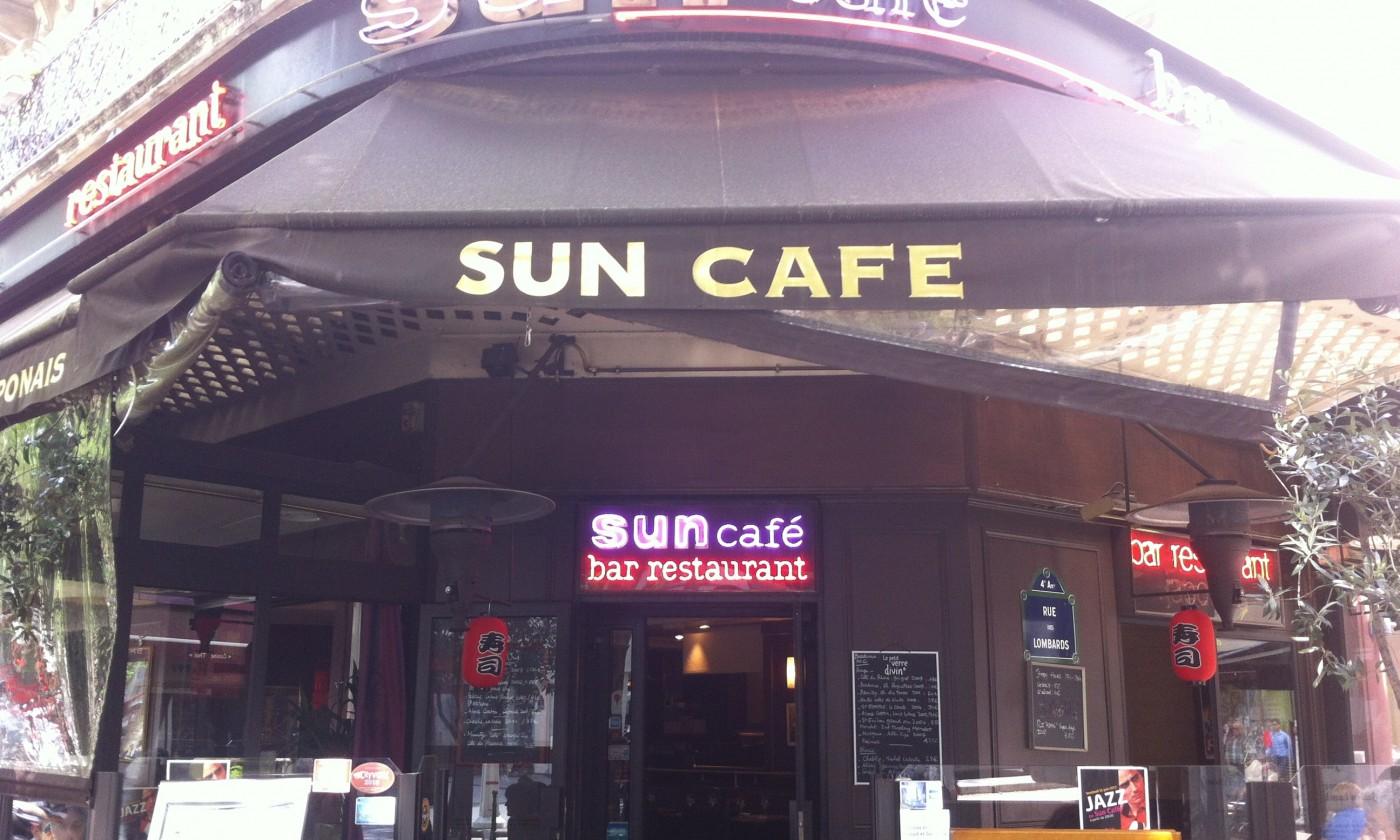 Carte Cafe Japonais Bordeaux.Sun Cafe