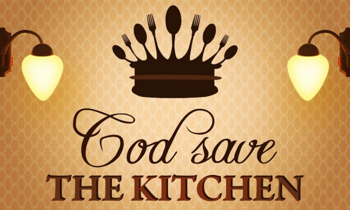 Photo God Save The Kitchen
