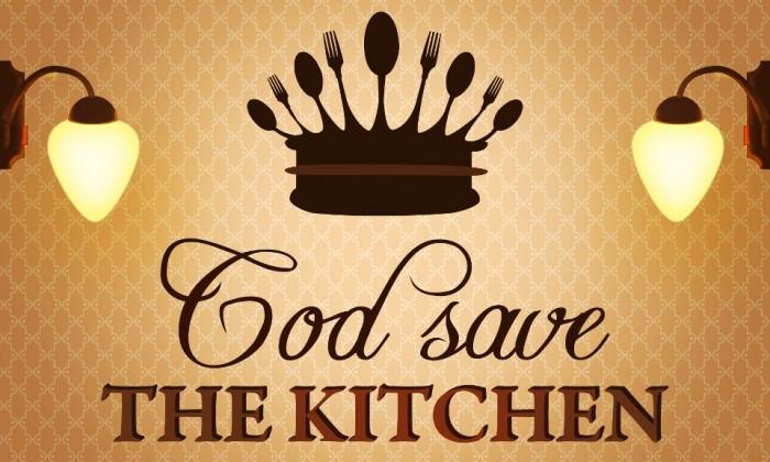 Photo God Save The Kitchen