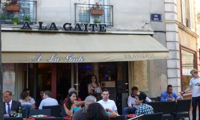 Photo La gaité Versailles