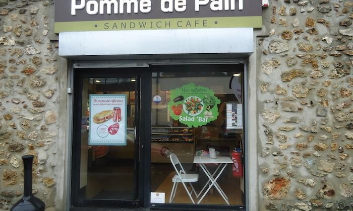 Photo Pomme de Pain Courtaboeuf Les Ulis