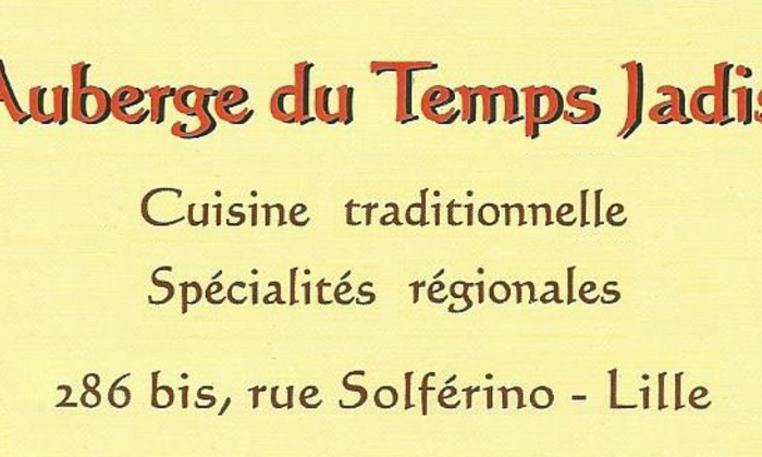 Photo L'Auberge du Temps Jadis