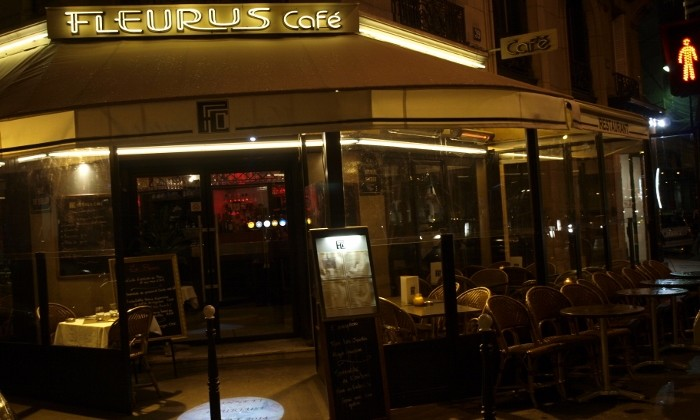 Photo Fleurus café