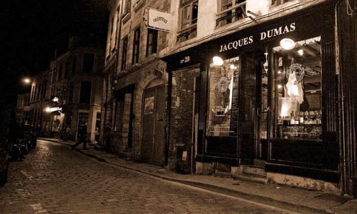 Photo La Cave à Manger de Jacques Dumas
