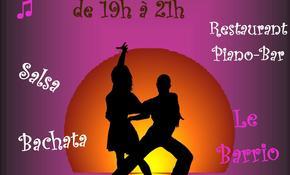 Soirée dansante LATINO au Barrio pour la fête de la musique