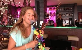 Concert avec Sofia au Barrio