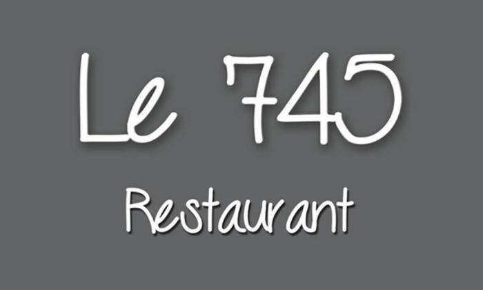 Photo Le 745 Restaurant