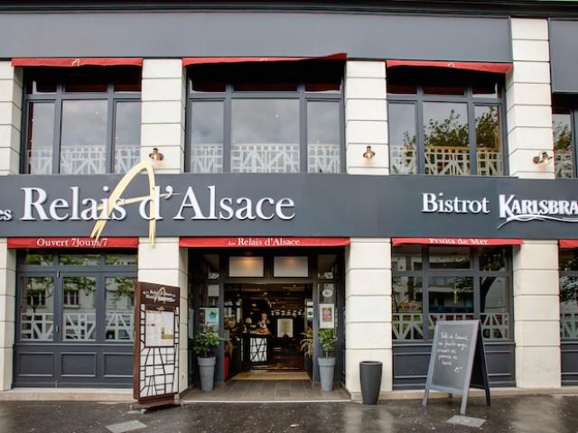 Les Relais d'Alsace  - Saint Nazaire