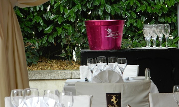 Photo Auberge du Cheval blanc Jossigny