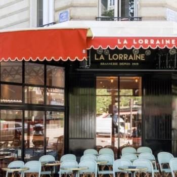 La brasserie La Lorraine fête ses 100 ans avec le chef étoilé Christopher Coutanceau