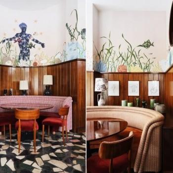 La renaissance décorative de la brasserie La Lorraine !