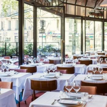 La Lorraine, la plus belle brasserie marine de Paris !
