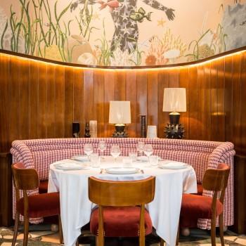 Décoration : les plus beaux restaurants pimpés par Laura Gonzalez