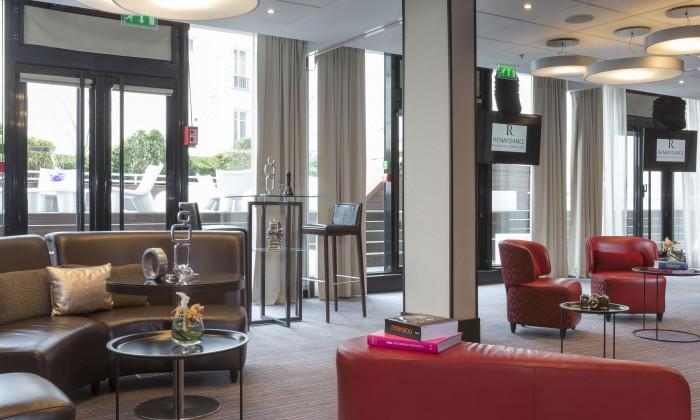 Vos événements à l'hôtel Renaissance Paris Arc de Triomphe !