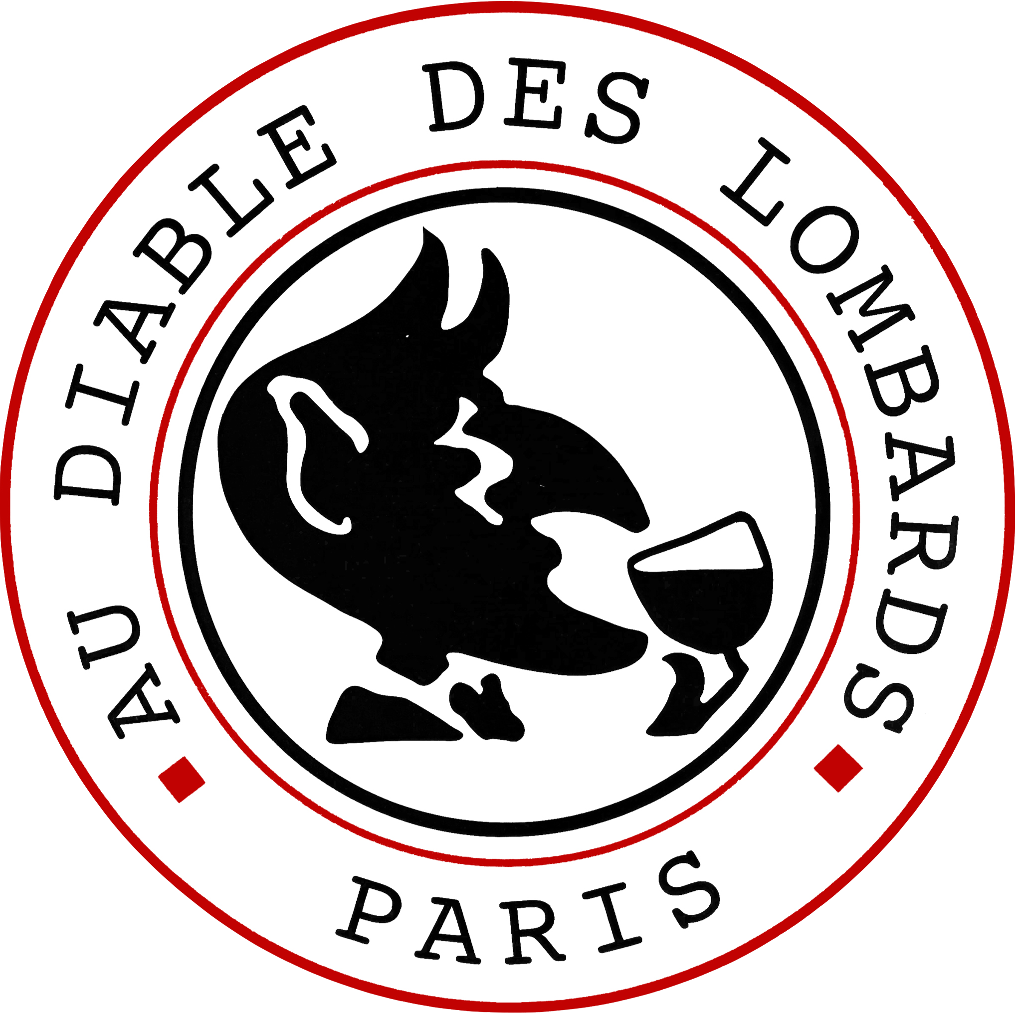 Logo Au Diable des Lombards