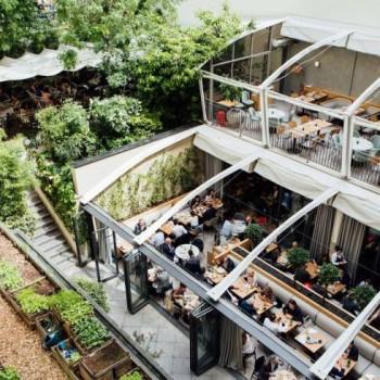 Les Terrasses De L'Été 2018 À Paris