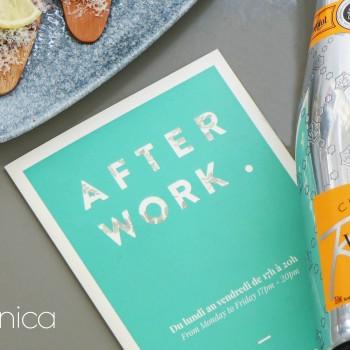 Afterwork Flora Danica x Veuve Clicquot à la Maison du Danemark