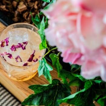 Terrasse fleurie et nouvelle carte de printemps au Flora Danica