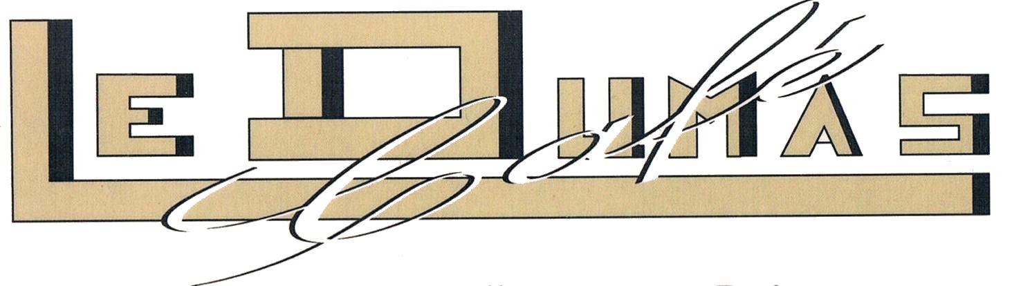 Logo Le Cafe Dumas