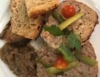 Photo Terrine de cochon maison au piment d'espelette, chutney aux oignons doux - Le Cafe Dumas