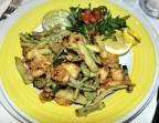 Photo Scampi e zucchini fritti - Samesa