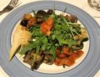 Photo Antipasto misto di verdure alla griglia  - Samesa