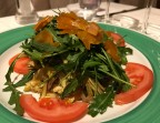 Photo Insalata di rucola gamberetti e bottarga di muggine - Samesa