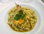 Photo Risotto carciofi e Gamberoni - Samesa