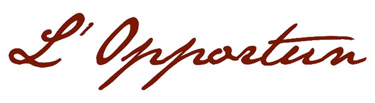 Logo L'Opportun