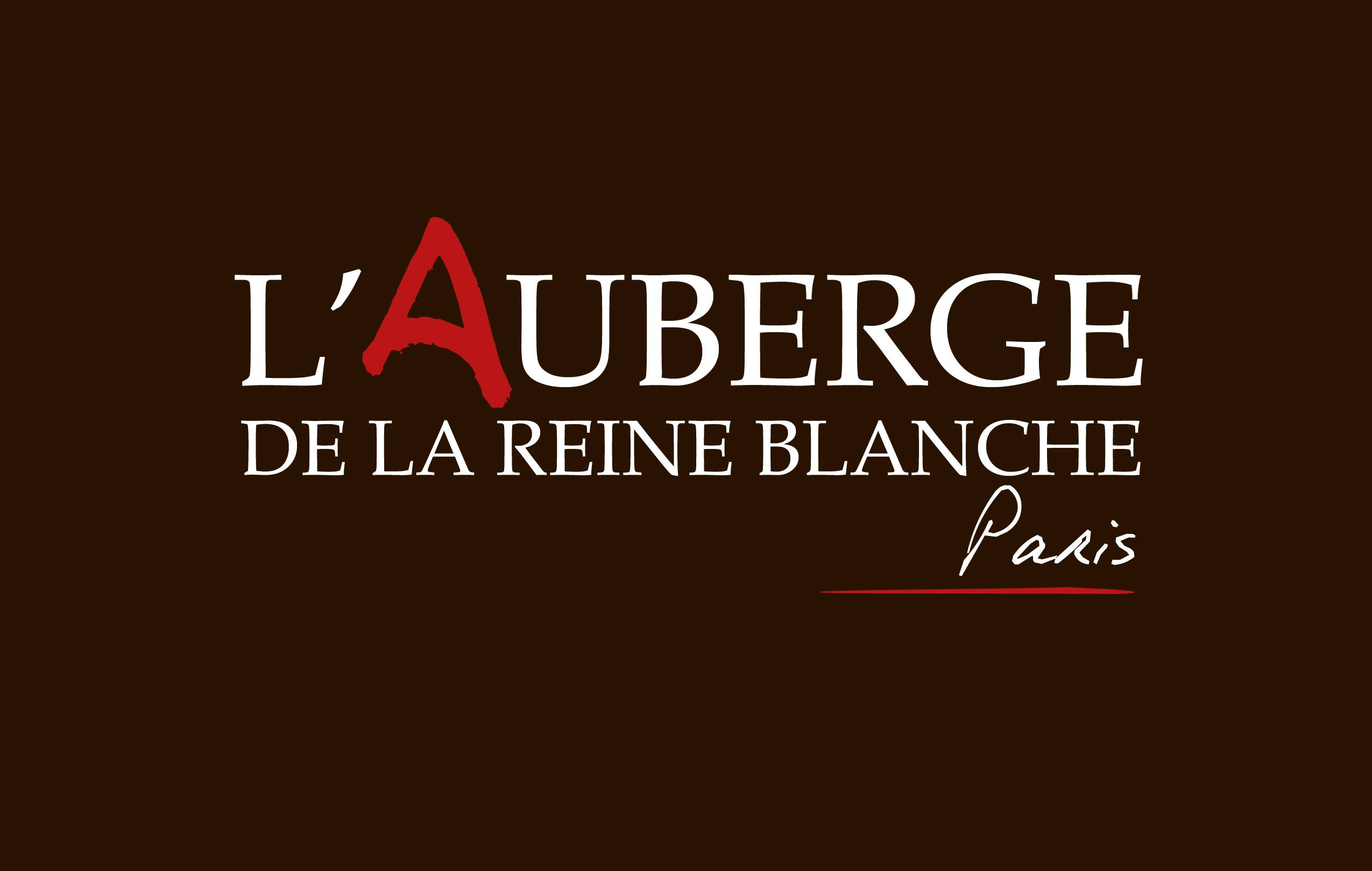Logo Auberge de la Reine Blanche
