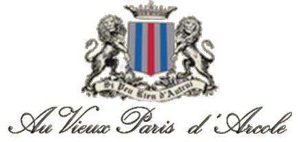 Logo Au Vieux Paris d'Arcole